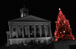 Call Holiday Lights Tour Nashville