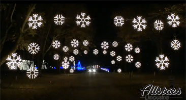 photos of sunnyside franklin christmas lights